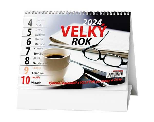 Stolní kalendář - Velký rok