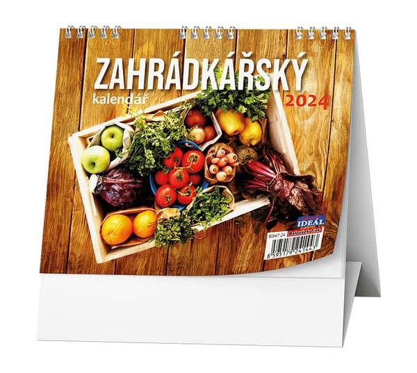 Stolní kalendář - IDEAL - Zahrádkářský kalendář